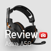 Review (รีวิว) หูฟัง Astro A50 Wireless System Battlefield 4 Edition