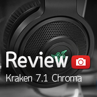 [รีวิว-Review] Razer Kraken 7.1 Chroma