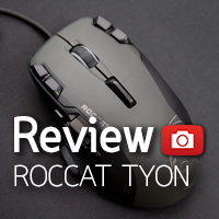 [รีวิว-Review] ROCCAT TYON Gaming Mouse