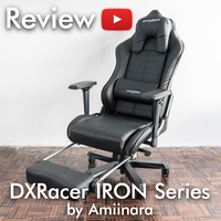 Review DXracer Iron Series