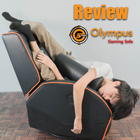 Review Neolution E-Sport Olympus Gaming Sofa