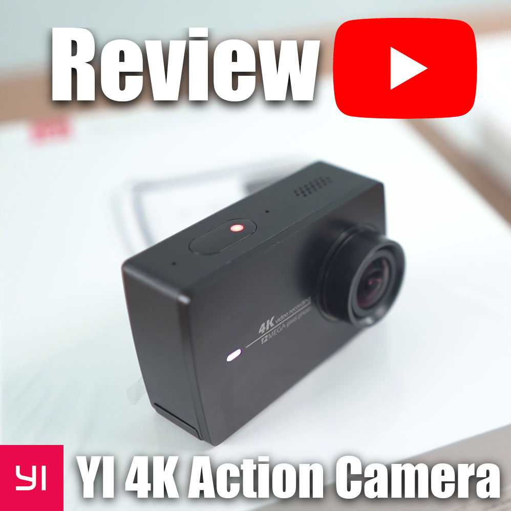 Review Yi 4k Action Camera
