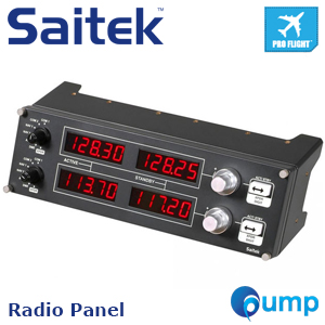 Saitek Pro Flight Radio Panel : PZ69