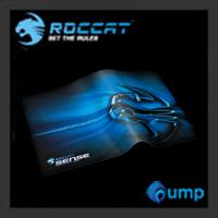 จำหน่าย-ขาย Roccat Sense Chrome Blue Gaming Mousepad