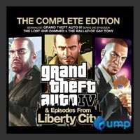 จำหน่าย-ขาย Grand Theft Auto IV: Complete Edition (CD-Key)