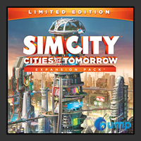 จำหน่าย-ขาย Simcity : Cities Of Tomorrow (CD-Key Only)