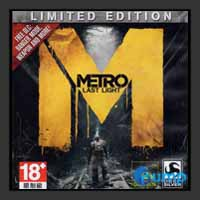จำหน่าย-ขาย Metro : Last Light Limited Edition [PS3]