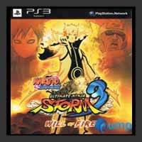 จำหน่าย-ขาย Naruto Shippuden Ultimate Ninja Storm Will of Fire [PS3]