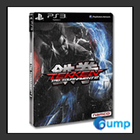 จำหน่าย-ขาย Tekken Tag Tourment 2 Steel Box [PS3]