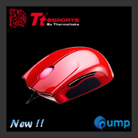 จำหน่าย-ขาย Ttesports Saphira Blazing Red Gaming Mouse
