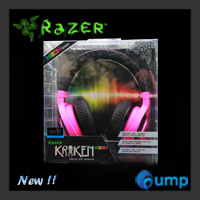Razer Kraken Neon Pink Gaming Headphone