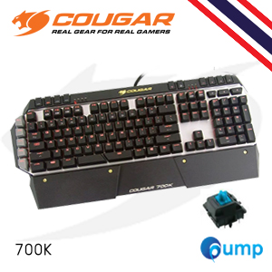 Cougar 700K Machenical Gaming Keyboard (Blue Switch)