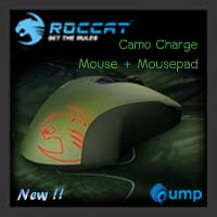 จำหน่าย-ขาย Roccat Kone Pure Military Camo Charge
