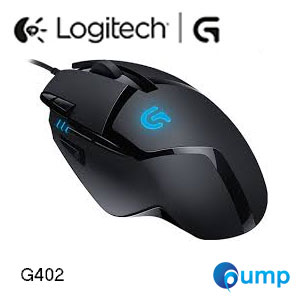จำหน่าย-ขาย Logitech G402 Hyperion Fury Gaming Mouse