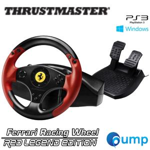 จำหน่าย-ขาย Thrustmaster Ferrari Racing Wheel Red Legend Edition PC / PS3