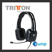 TRITTON Kunai Universal Stereo Headset - for PS4, PS3, and Xbox One, 360, Wii U (Black)