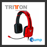 จำหน่าย-ขาย TRITTON Kunai Universal Stereo Headset - for PS4, PS3, and Xbox One, 360, Wii U (Red)