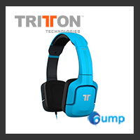 จำหน่าย-ขาย TRITTON Kunai Stereo Headset Made for Apple iPod, iPhone, and iPad (Blue)