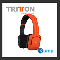 จำหน่าย-ขาย TRITTON Kunai Stereo Headset Made for Apple iPod, iPhone, and iPad (Orange)