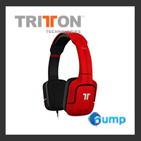 จำหน่าย-ขาย TRITTON Kunai Stereo Headset Made for Apple iPod, iPhone, and iPad (Red)