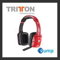 จำหน่าย-ขาย TRITTON Kunai Wireless Stereo Headset (Red)