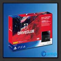 จำหน่าย-ขาย PS4 : PlayStation 4 System - Driveclub Bundle Set (Jet Black)