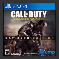 จำหน่าย-ขาย Call of Duty: Advanced Warfare - Day Zero Edition [PS4]