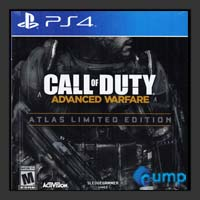 จำหน่าย-ขาย Call of Duty : Advanced Warfare - Atlas Limited Edition [PS4]