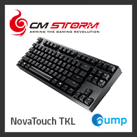 CM Storm NovaTouch TKL Topre Switches Keyboard