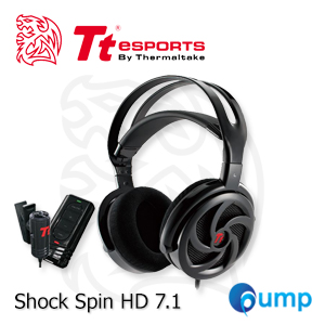 จำหน่าย-ขาย Ttesports Shock Spin HD Gaming Headset (Diamond Black)