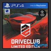 Driveclub Limited Edition - [PS4]