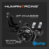 จำหน่าย-ขาย (Promotion Complete Set) HumanRacing GT Chassis (Black) + T300rs