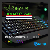 จำหน่าย-ขาย RAZER Blackwidow Chroma mechanical gaming keyboard [Thai Key by Razer]