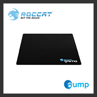 จำหน่าย-ขาย ROCCAT™ Taito 3mm – Shiny Black Gaming Mousepad (Mini)