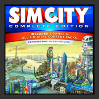 จำหน่าย-ขาย Simcity : Complete Edition (CD-Key Only)
