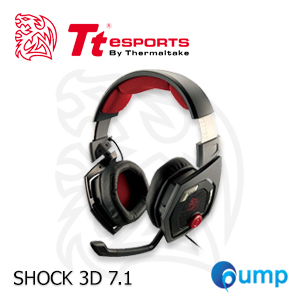 จำหน่าย-ขาย Ttesports SHOCK 3D 7.1 surround sound headset