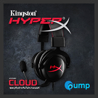 จำหน่าย-ขาย Kingston HyperX Cloud Gaming Headset (Black)
