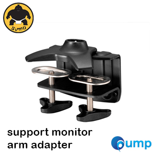 SUMO support monitor arm adapter