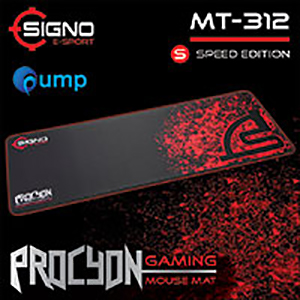 Signo E-Sport Procyon MT-312 Gaming Mouse Pad Size XL (Speed)