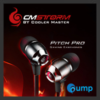 จำหน่าย-ขาย CM Storm Pitch Pro Gaming Earphones