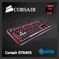 จำหน่าย-ขาย Corsair STRAFE Mechanical Gaming Keyboard — Cherry MX Red