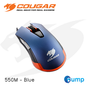 จำหน่าย-ขาย Cougar 550M Optical Gaming Mouse (Blue)