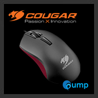 จำหน่าย-ขาย Cougar 230M Optical Gaming Mouse (Red)