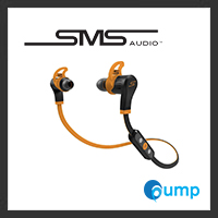 จำหน่าย-ขาย SMS Audio SYNC by 50 In-Ear  Wireless Sport Headphones (Orange)