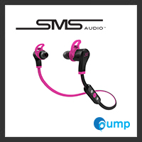 จำหน่าย-ขาย SMS Audio SYNC by 50 In-Ear  Wireless Sport Headphones (Pink)