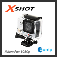 จำหน่าย-ขาย XSHOT Action Fun Camera Sport 1080p (White)