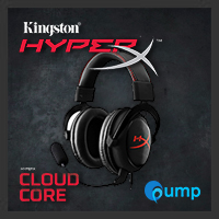 จำหน่าย-ขาย Kingston HyperX Cloud Core Gaming Headset (Black)