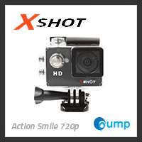 จำหน่าย-ขาย XSHOT Action Smile Camera Sport 720p (Black)