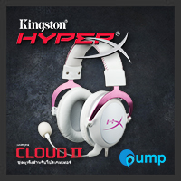 จำหน่าย-ขาย Kingston HyperX Cloud II Gaming Headset (Pink)