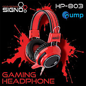 จำหน่าย-ขาย Signo E-Sport HP-803 Gaming Headset (RED)